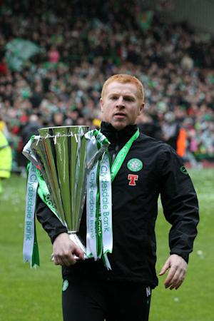 Neil Lennon was amused by Charles Green's comments regarding bigotry in Scottish football