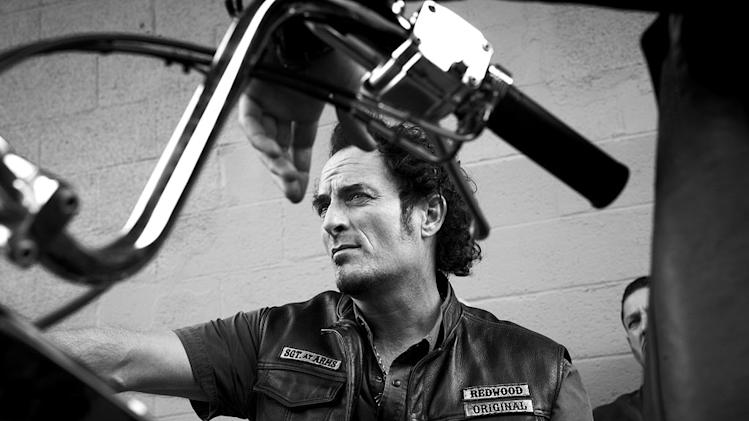 "Kim Coates stars as Alex ""Tig"" Trager in ""Sons of Anarchy."""