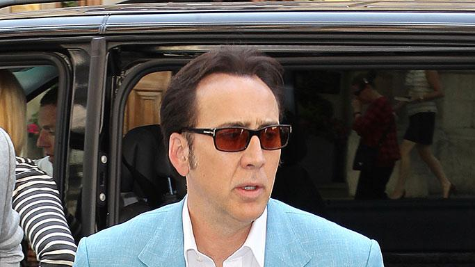 Nicolas Cage Colors