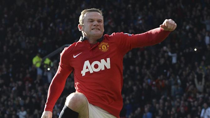 Premier League - Rooney wants United captaincy