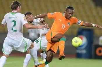 Cote d'Ivoire 2-2 Algeria: Fennecs bow out with heads held high as Elephants march on