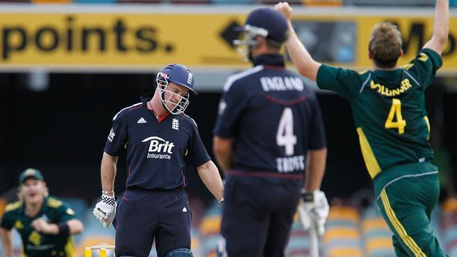 Cricket - England play fewer ODIs after next Ashes tour