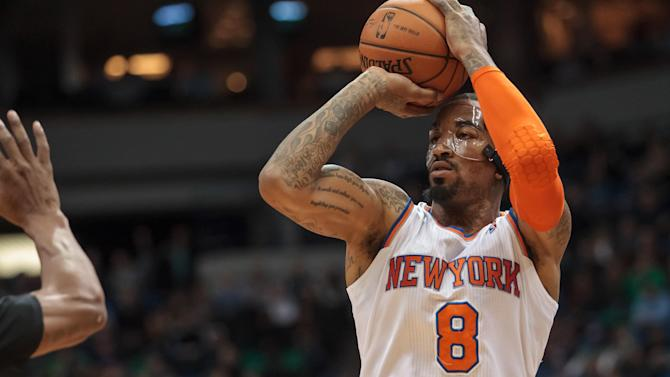 J.R. Smith may be a masked man, but he's no superhero shooter. (USA TODAY Sports)