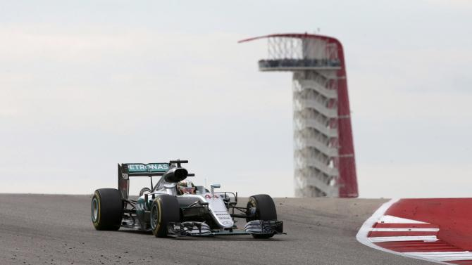 Formula One F1 - U.S. Grand Prix - Circuit of the Americas, Austin, Texas, U.S.