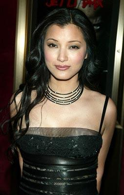 Premiere: Kelly Hu at the New York premiere of Warner Brothers' Cradle 2 The Grave - 2/24/2003