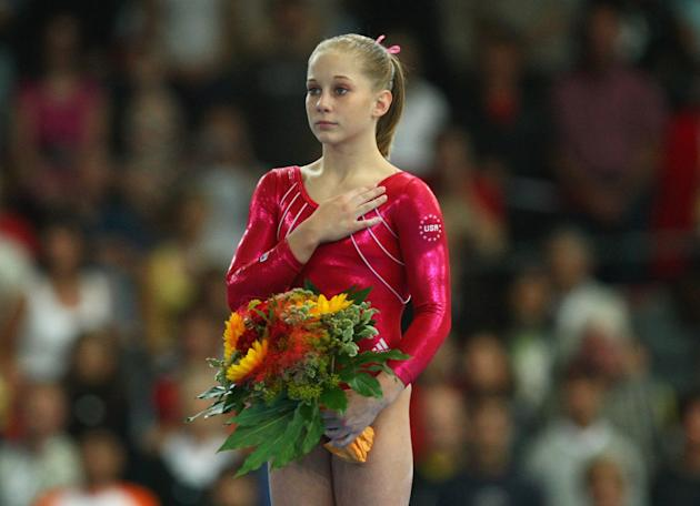 Shawn Johnson 2007