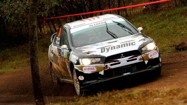 WRC - Kosciuszko to run first, Hirvonen last