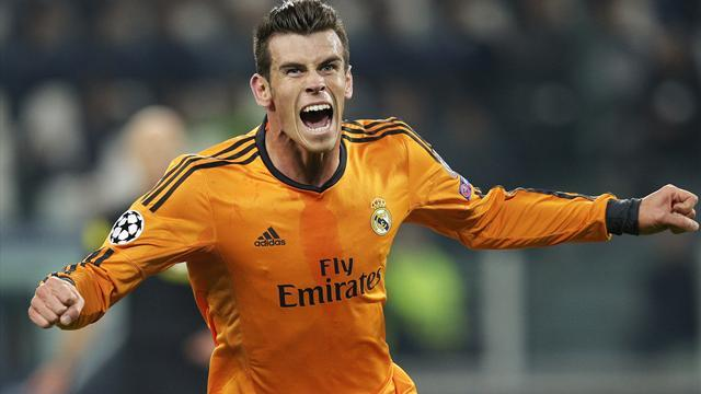 Champions League - Bale scores again as Juve and Real share spoils