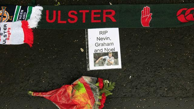 Ulster devastated by Spence's death
