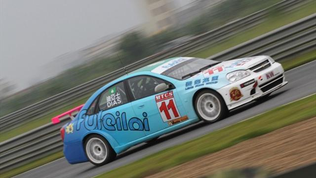 WTCC: China Dragon Racing to race in Shanghai and Macau