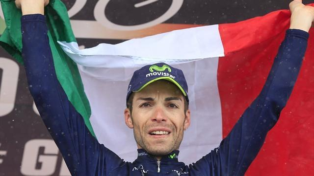 Giro d'Italia - Visconti doubles up with victory in stage 17