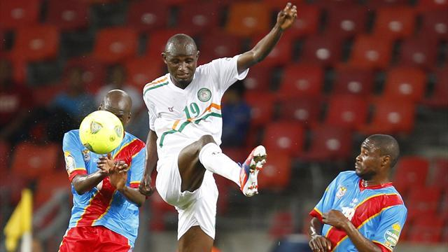 African Cup of Nations - Niger collect first point with draw against DR Congo