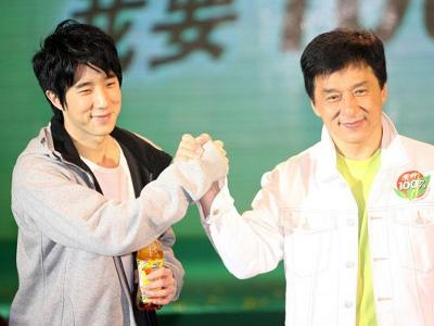 Jackie Chan has no clue on son's drug use