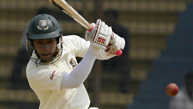 Cricket - Bangladesh dominate in Harare