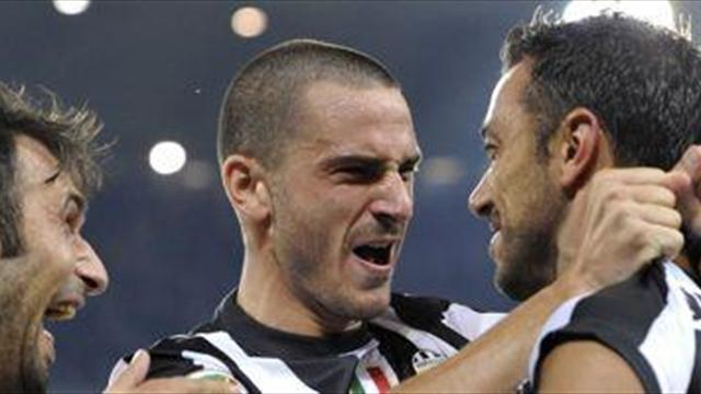 Serie A - Bonucci: Title not won yet