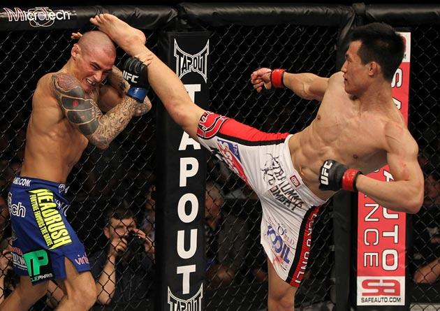 Chang Sung Jung x Dustin Poirier