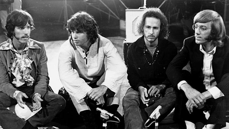 The Doors File Photos