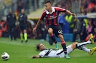 Parma 1-1 AC Milan: El Shaarawy strike not enough for disappointing Rossoneri