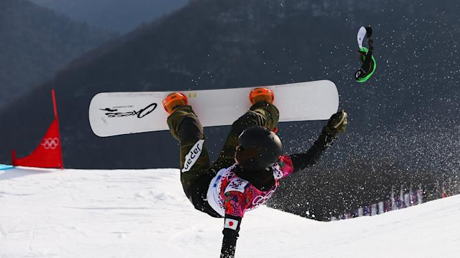 Snowboard - Winter Olympics Day 9