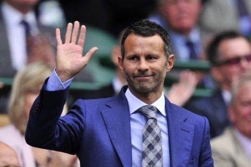 Ryan Giggs is still going strong at Old Trafford, now one of three over-age players in Olympic Team GB
