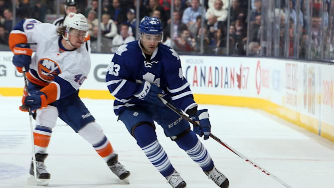 New York Islanders v Toronto Maple Leafs