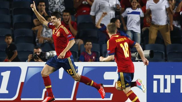 Liga - Moreno 'proud' of Madrid link