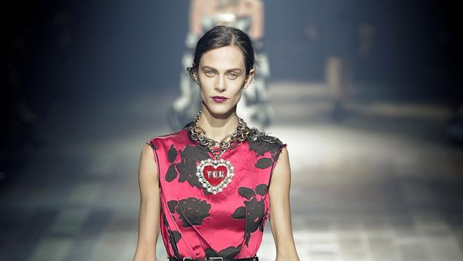 Lanvin - Runway RTW - Fall 2013 - Paris Fashion Week