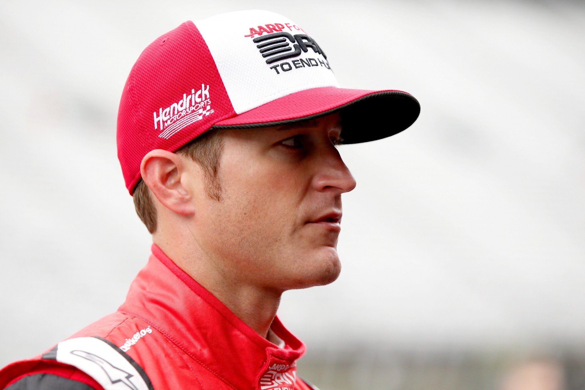 Kahne is currently 18th in the points standings (Getty Images).