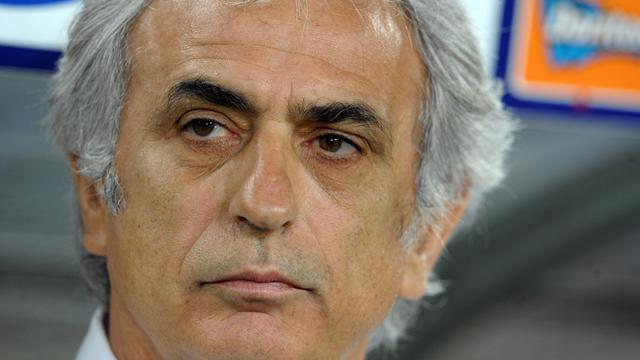 African Cup of Nations - Algeria put faith in coach Halilhodzic
