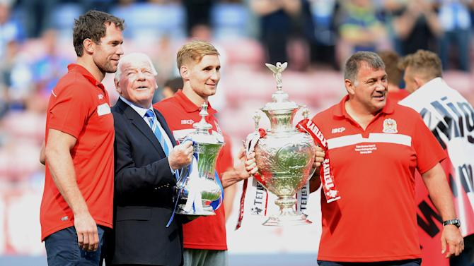 Soccer - Sky Bet Football League Championship - Wigan Athletic v Middlesbrough - DW Stadium
