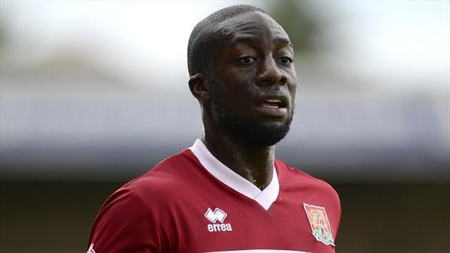 Football - Amankwaah leaves Cobblers