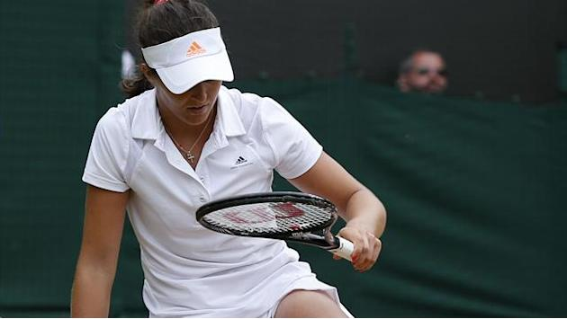 Wimbledon - Robson to have op, ruled out of French and Wimbledon