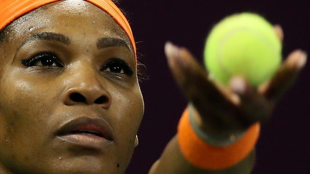 Tennis - Serena pulls out of Dubai at 11th hour