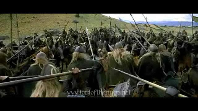 'The Lord of the Rings: The Two Towers' Theatrical Trailer