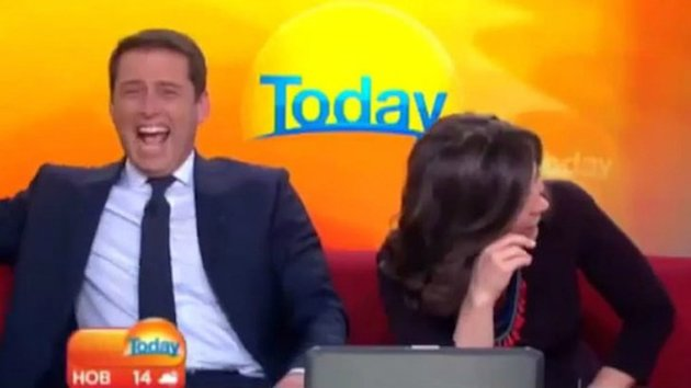 Karl Stefanovic Wears The Same Suit For An Entire Year To Prove Sexism Point [Video] image karl stefanovic1