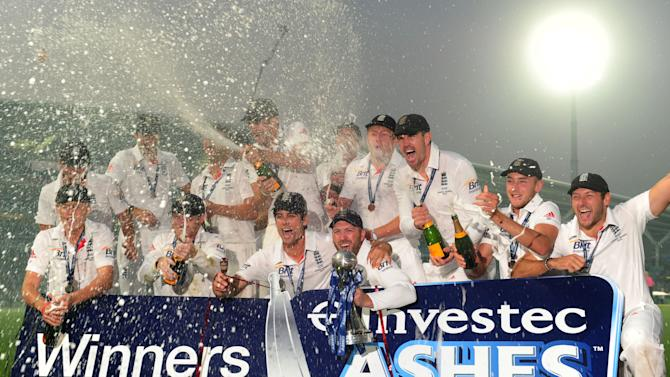 Cricket - England Ashes Squad Announcement Filers