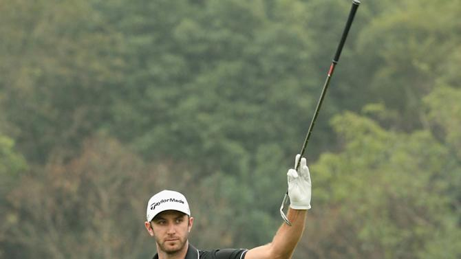 WGC - HSBC Champions: Day Four