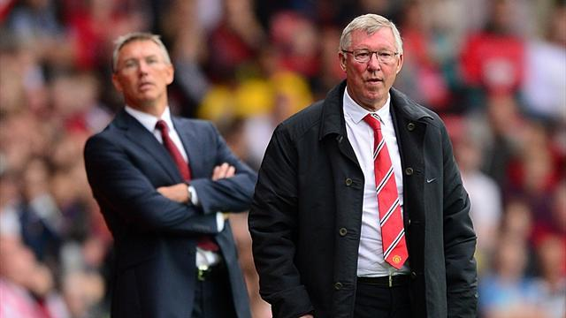 Managers: Fergie credits Scholes for turning match