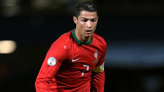 World Cup - Ronaldo hoping Portugal avoid trio in draw