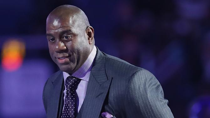 Remembering Magic Johnson's bad NBA takes as he's named Lakers president