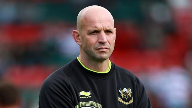Rugby - Mallinder thrilled with Saints win