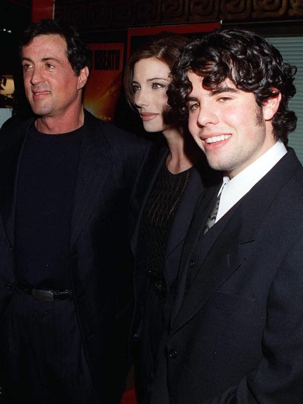 Sage Stallone — Pictures Of Sylvester's Late Son