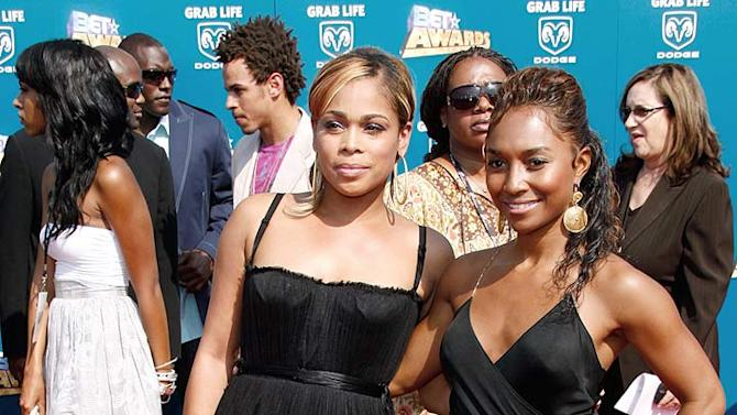 T Boz Chilli BET Awards