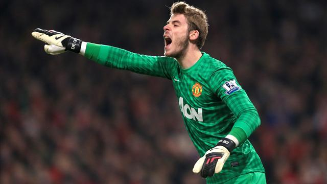 Premier League - De Gea grateful for team support