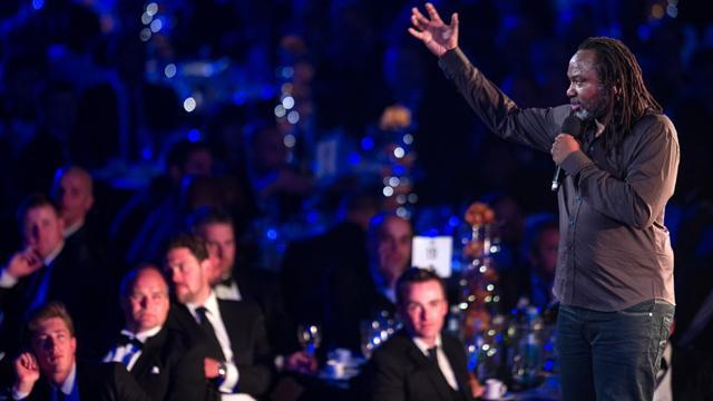 Premier League - PFA 'embarrassed' by awards dinner comedian
