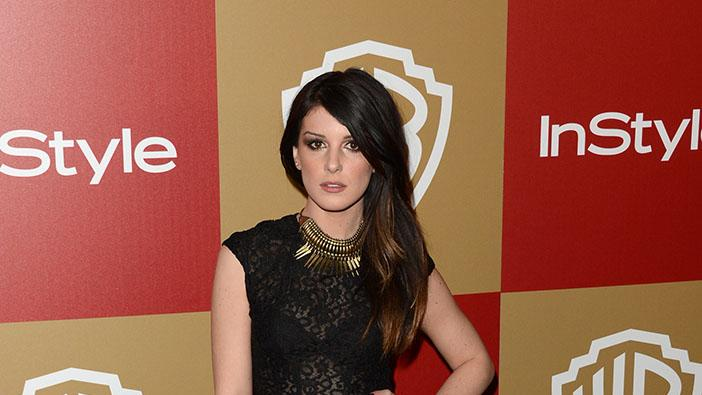 14th Annual Warner Bros. And InStyle Golden Globe Awards After Party - Arrivals: Shenae Grimes