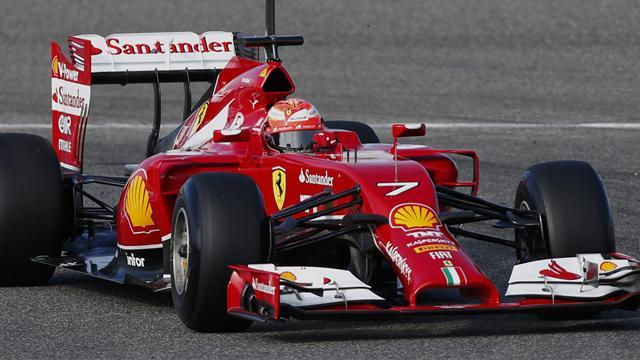 Formula 1 - Raikkonen: Ferrari better than it looks