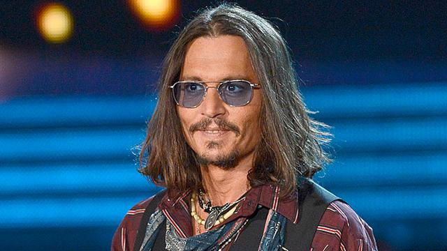 Johnny Depp and His Daughter Are Making a Movie!