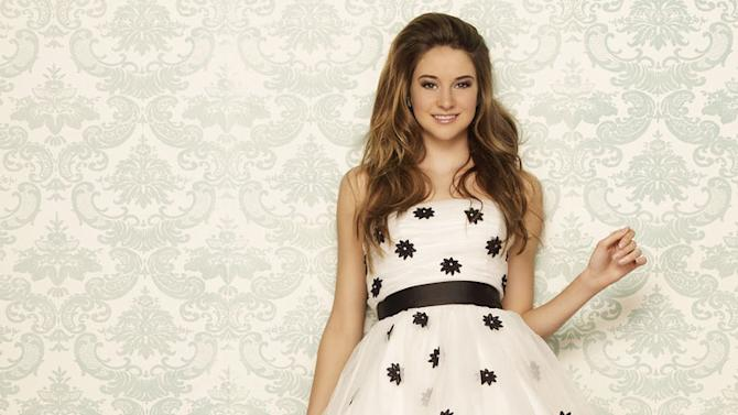 """Shailene Woodley stars as Amy Juergens in """"The Secret Life of the American Teenager."""""""