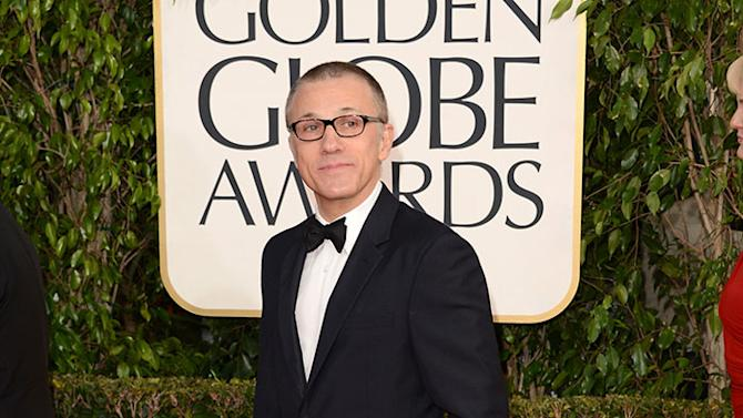 70th Annual Golden Globe Awards - Arrivals: Christoph Waltz
